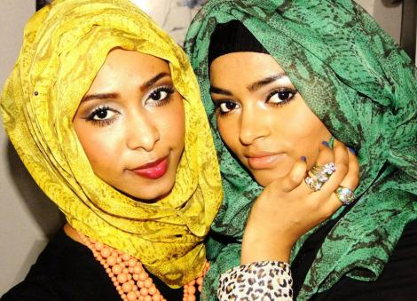 Islamic beauties