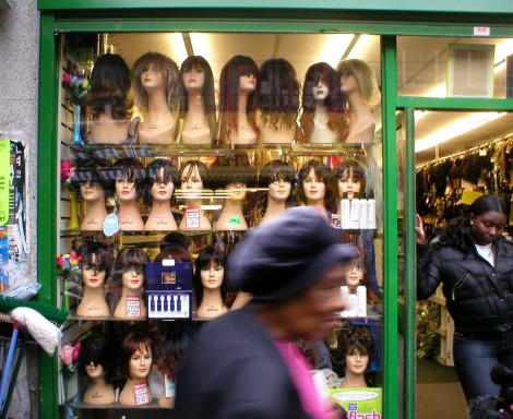 afro-hair shops UK