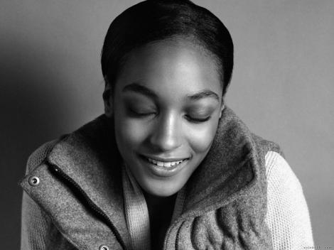 Jourdann Dunn London Beauty