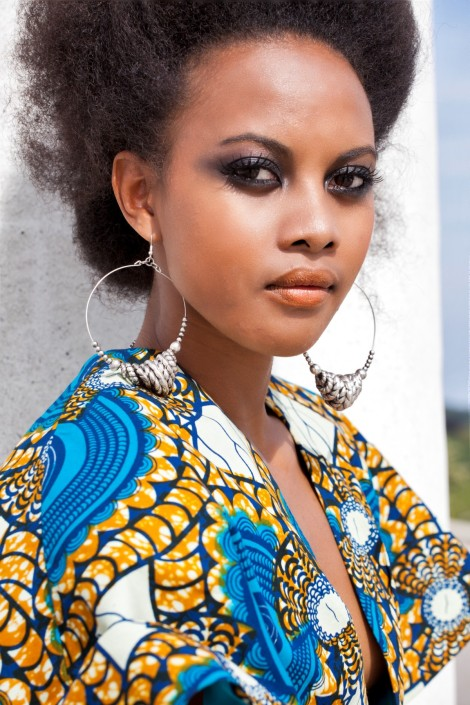 Afro Hair Beauty