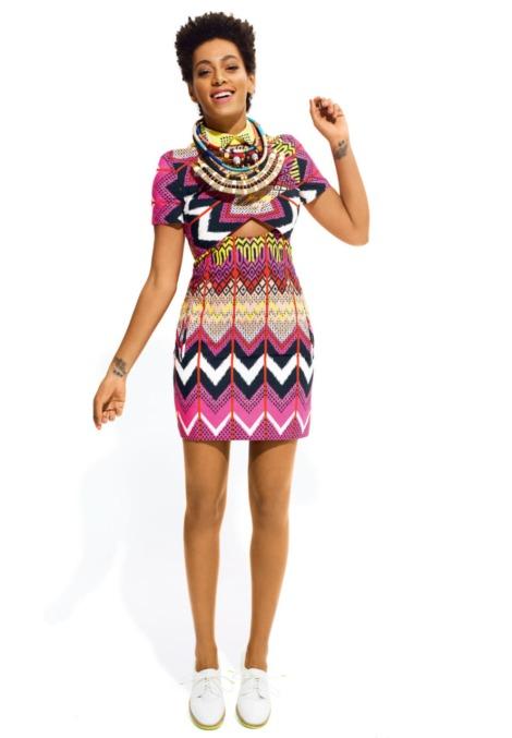 Printed Nubian