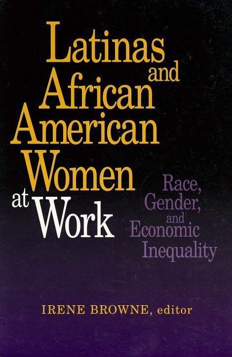 A Book Written by Irene Brown which touches on the issues faced by Ethnic Women in the Workplace