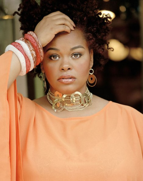 Jill Scott in 2006 looking like a Nubian Queen