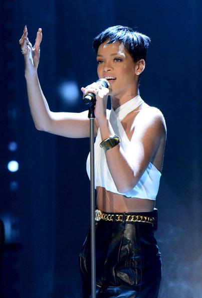 Loving this Rihanna Ensemble