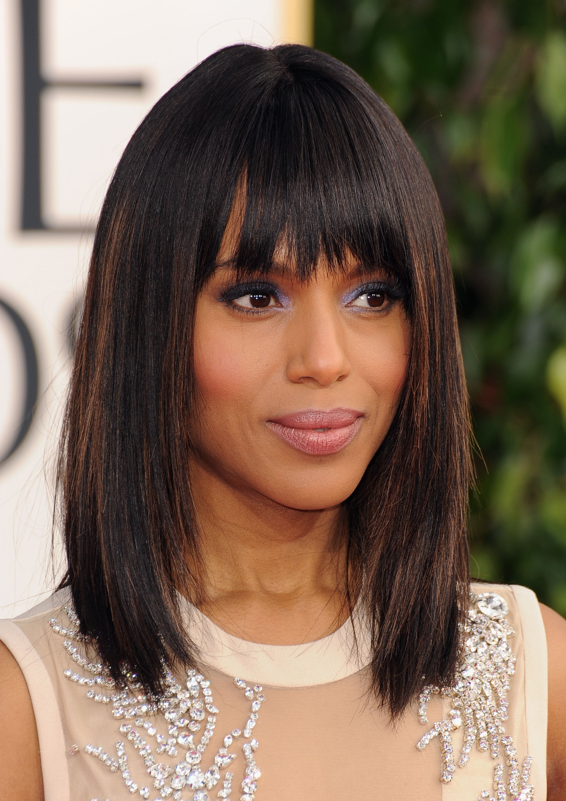 Kerry Washington Haircut