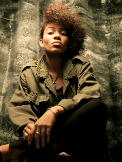 Nneka (Nigerian Songstress)