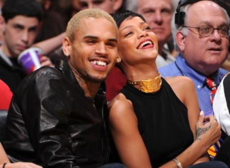 Chris Brown and Rhianna had briefly rekindled their relationship. Only briefly.