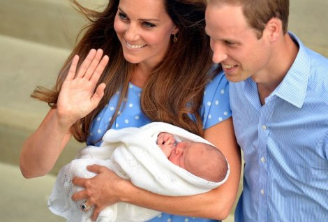 The New Addition Prince George Alexander Louis
