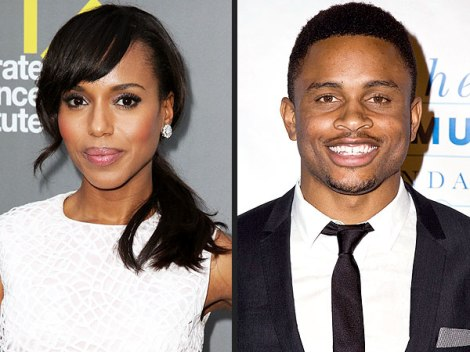 Kerry Washington married Nnamdi Asomugha