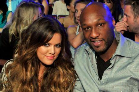 Khloe Kardashian files for divorce from Lamar Odom.
