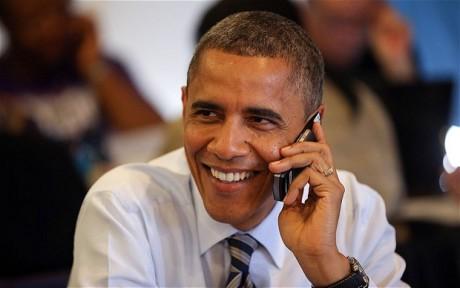 Nothing Beats an Obama-smile
