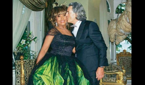 Tina Turner Marries this Summer in Switzerland to Erwin Bach