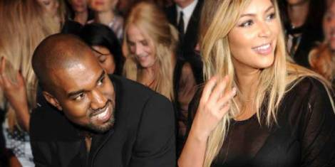 Kanye West decided to pop the question to Kim Kardashian. Good luck!