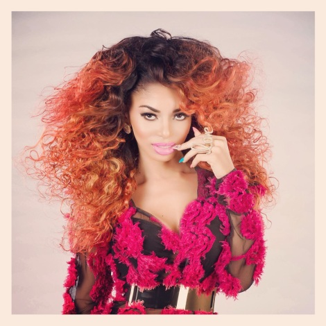 Dencia, an upcoming African musical artist